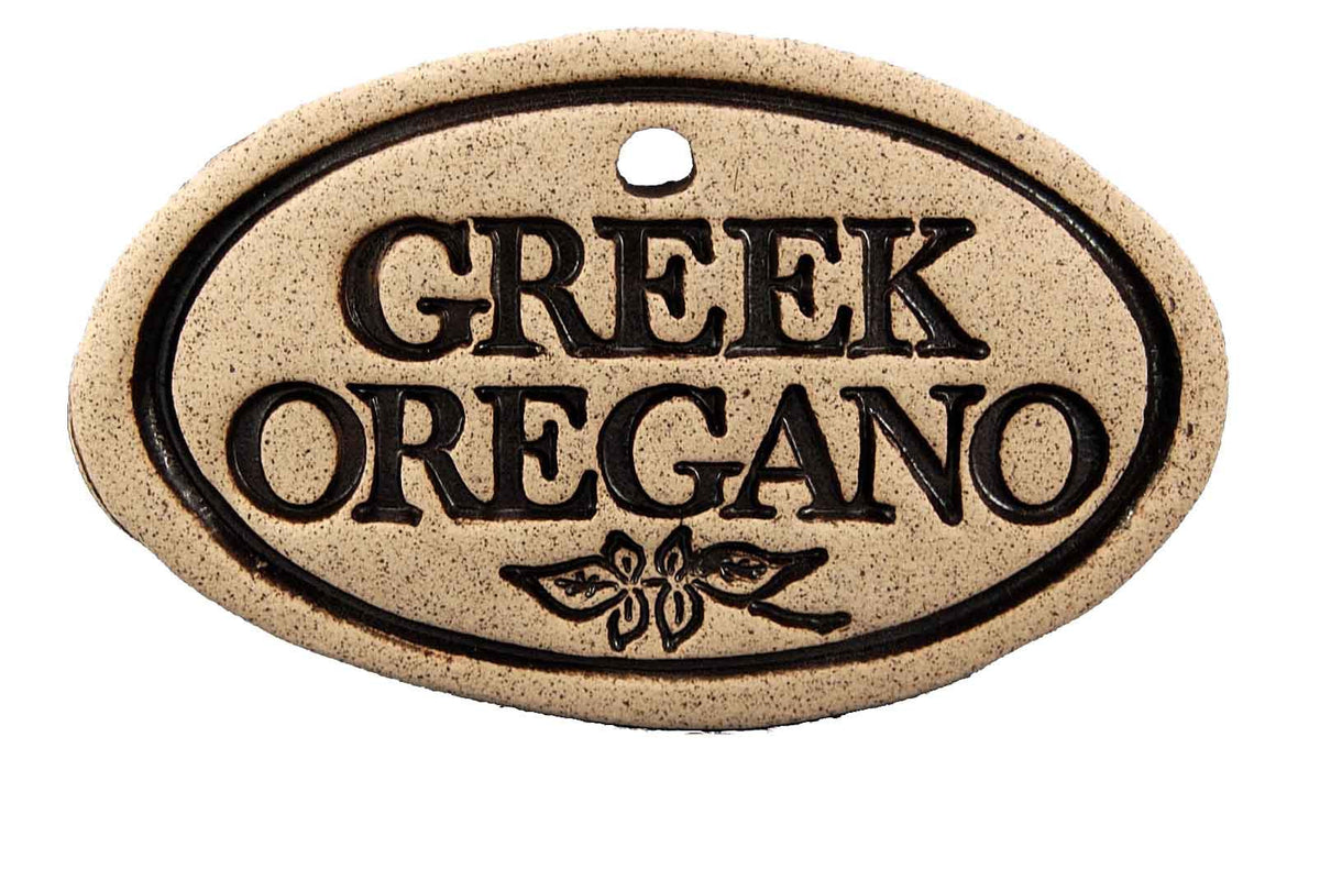 Greek Oregano - Amaranth Stoneware Canada