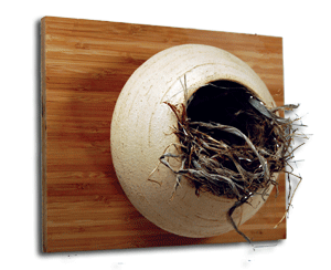 Nest Box - Meadow - Amaranth Stoneware Canada
