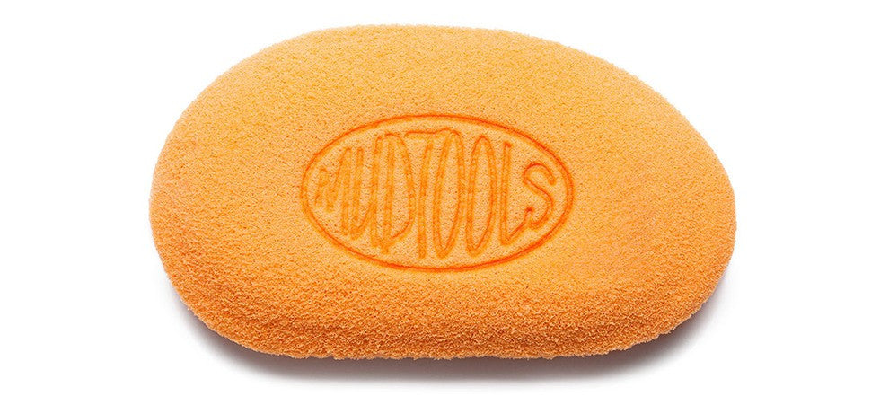 Mudsponge -Orange/Most Absorbant by Mudtools - Amaranth Stoneware Canada