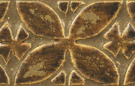 PC-61 Textured Amber by Amaco - Amaranth Stoneware Canada