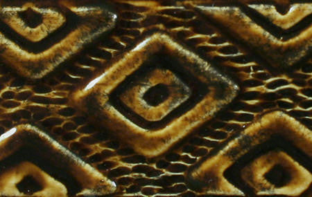 PC-62 Textured Amber Brown by Amaco - Amaranth Stoneware Canada