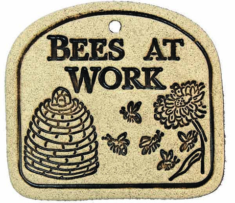 Bees at Work - Amaranth Stoneware Canada