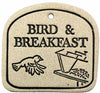 Bird & Breakfast - Amaranth Stoneware Canada