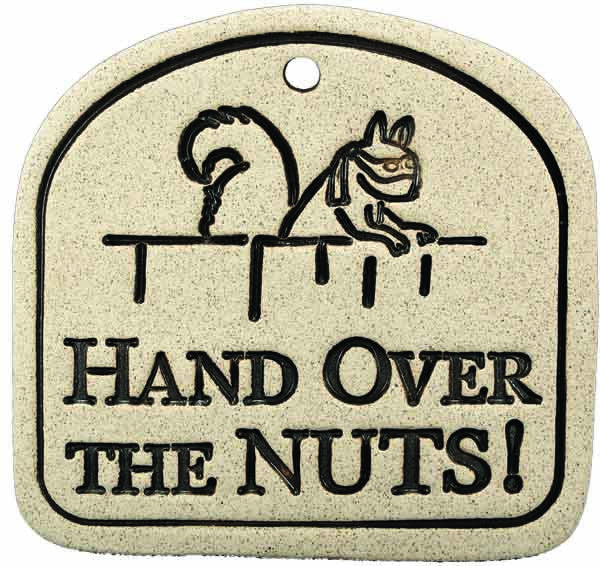Hand Over The Nuts! - Amaranth Stoneware Canada