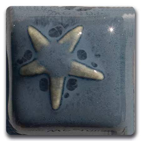 Stormy Blue-Gray Glaze (SO) by Laguna - Amaranth Stoneware Canada