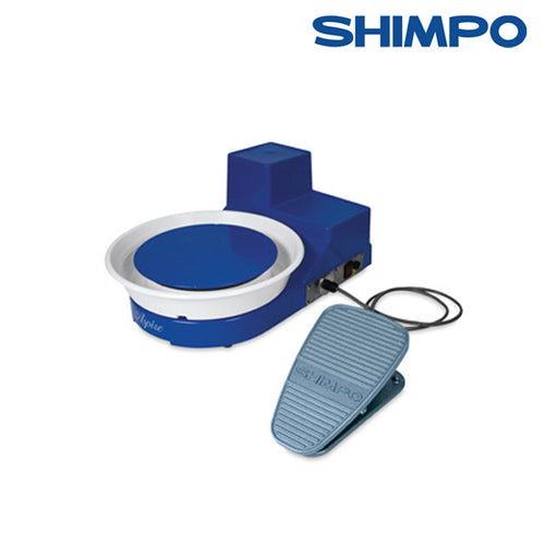 Shimpo Aspire with Foot Pedal - $40.00 FLAT RATE SHIPPING