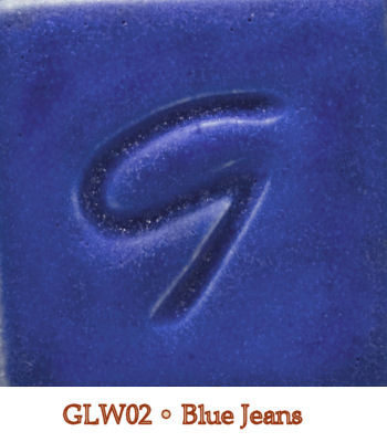 Blue Jeans Glaze by Georgies - Amaranth Stoneware Canada