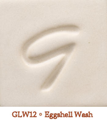 Eggshell Wash Glaze by Georgies - Amaranth Stoneware Canada