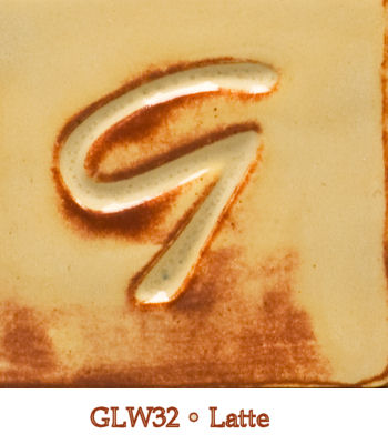 Latte Glaze by Georgies - Amaranth Stoneware Canada