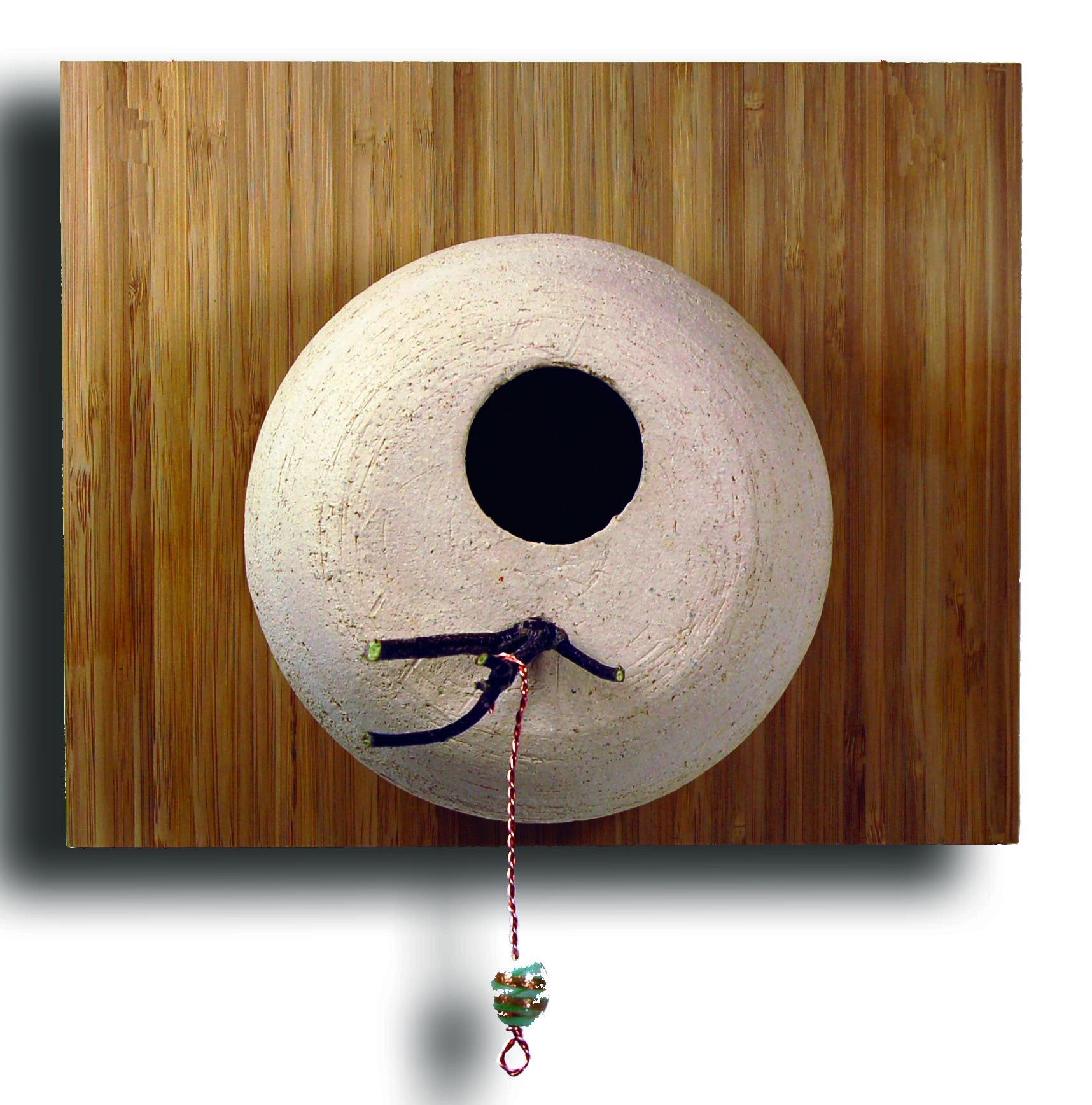 Nest Box - Woodlands - Amaranth Stoneware Canada