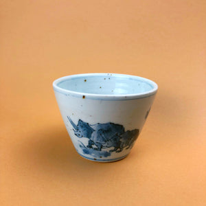 Dinosaur Series Soba cups by Studio Wani