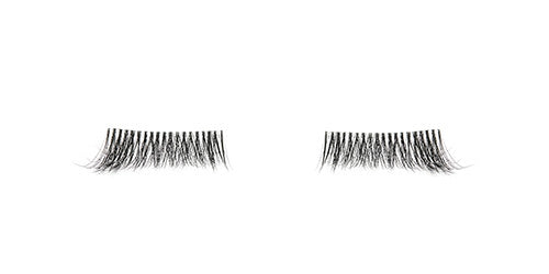 Demi 3D silk lash w/ invisible band