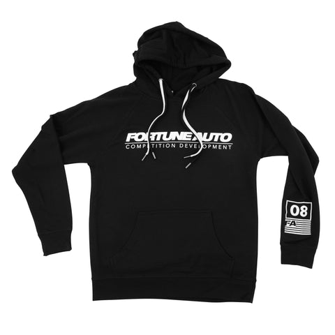 Fortune Auto Competition Development Hoodie (BLACK)