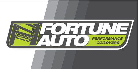 Fortune Auto Shop Banner - Gradient