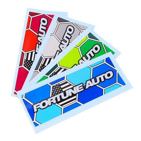 Fortune Auto Heritage Series Decal
