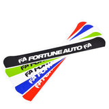 Fortune Auto Helmet Visor Decal (Universal Fit)