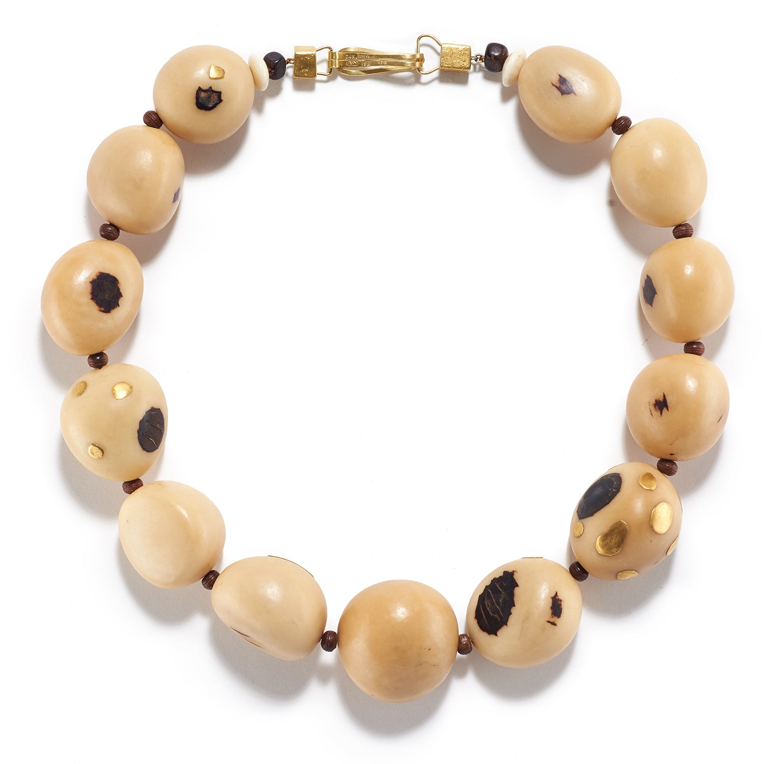 Tagua Nut Necklace