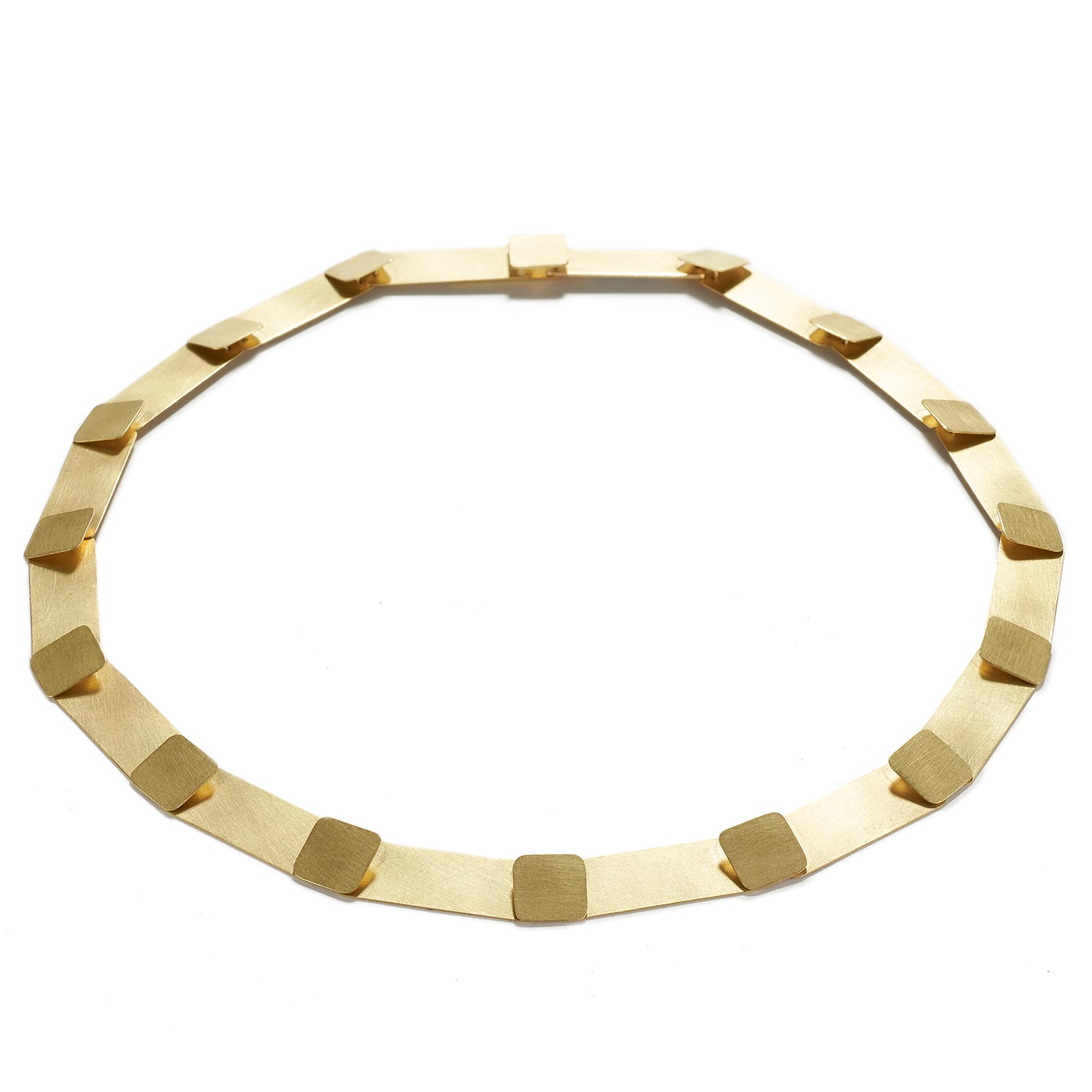 Gold Wingchain Necklace