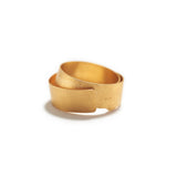 Volume Gold Ring