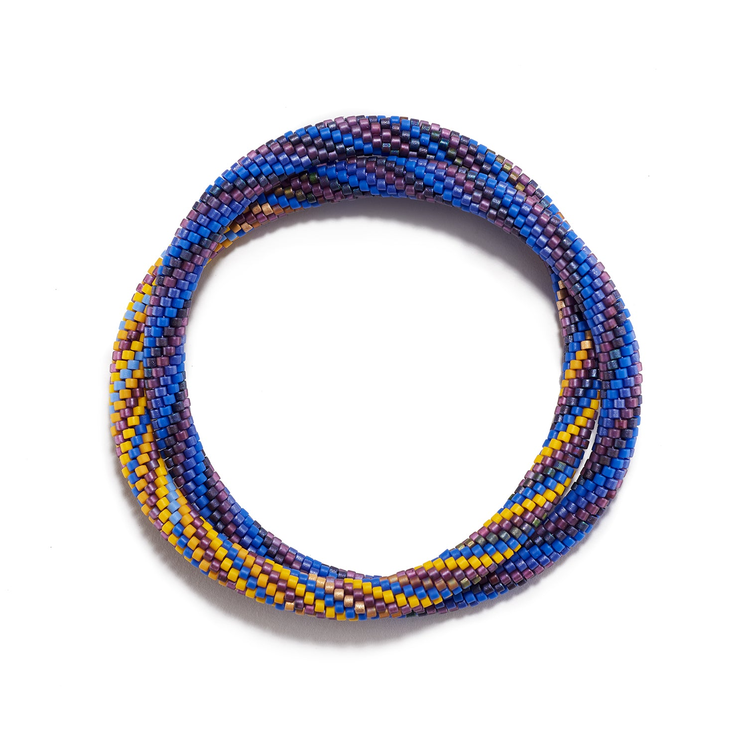 Summer Blue and Yellow Twist 2/Summer Blue and Yellow Twist 1