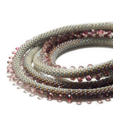 Undulating Tourmaline Necklace