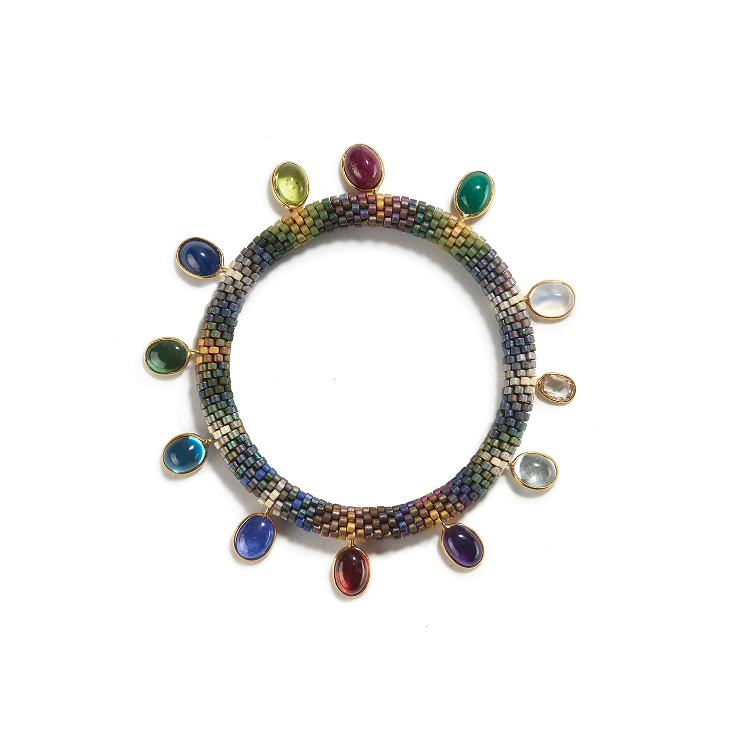 Year in Gemstones I Bracelet