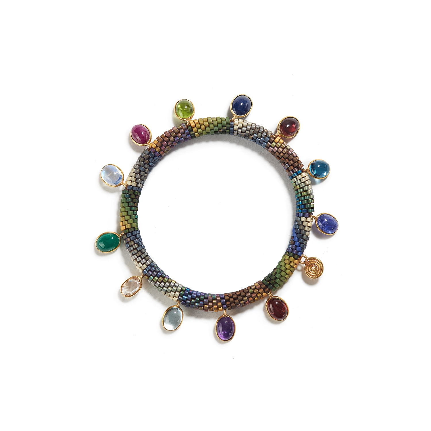 Year in Gemstones II Bracelet