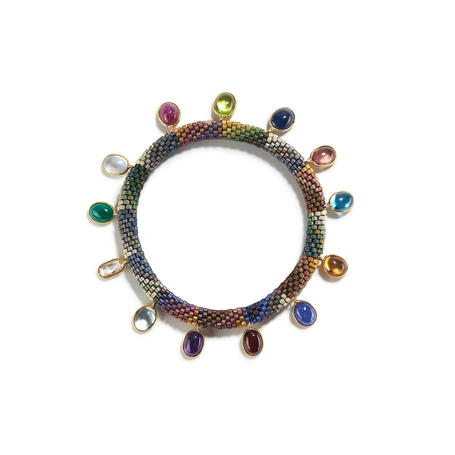 Year in Gemstones III Bracelet