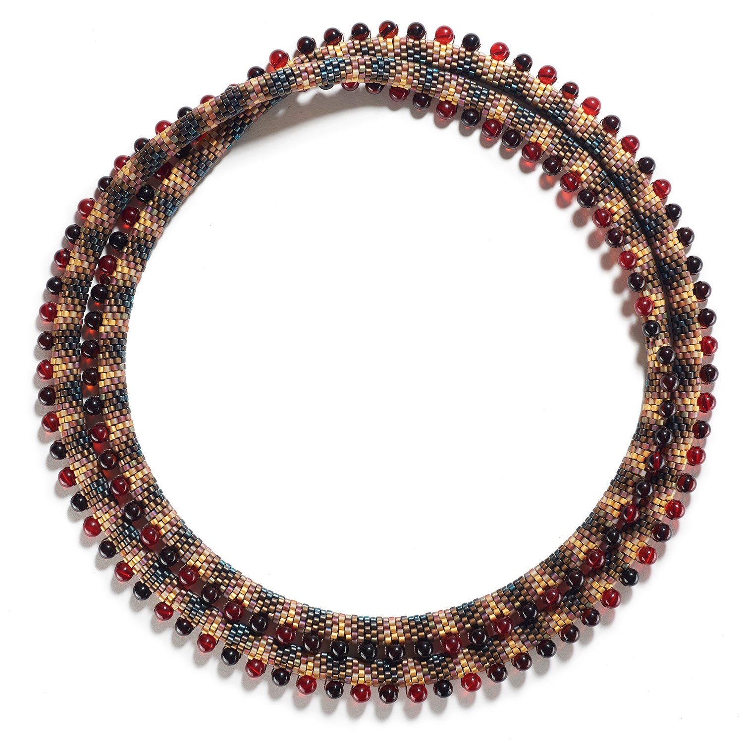Cherry Amber I Necklace