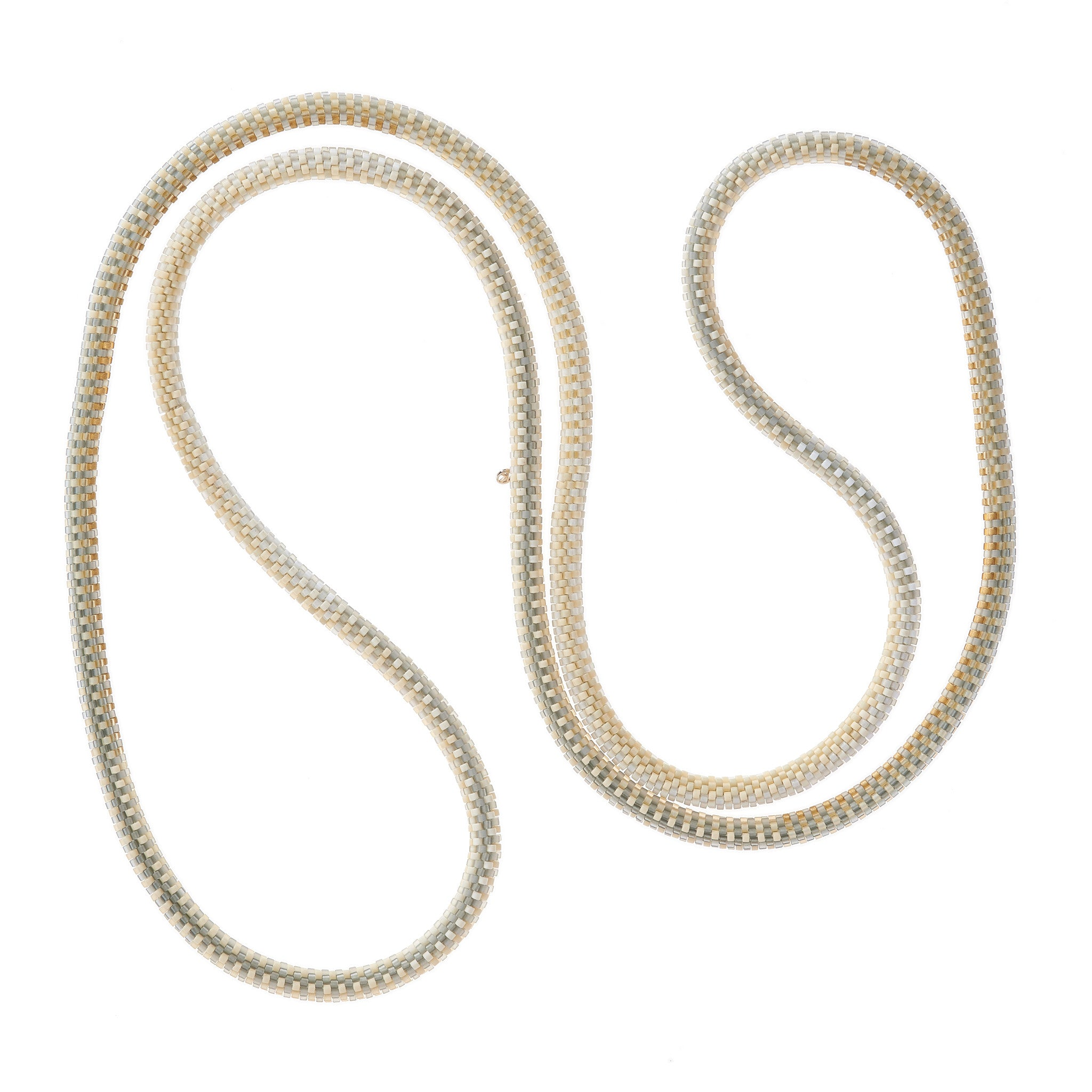 White and Gold Rope