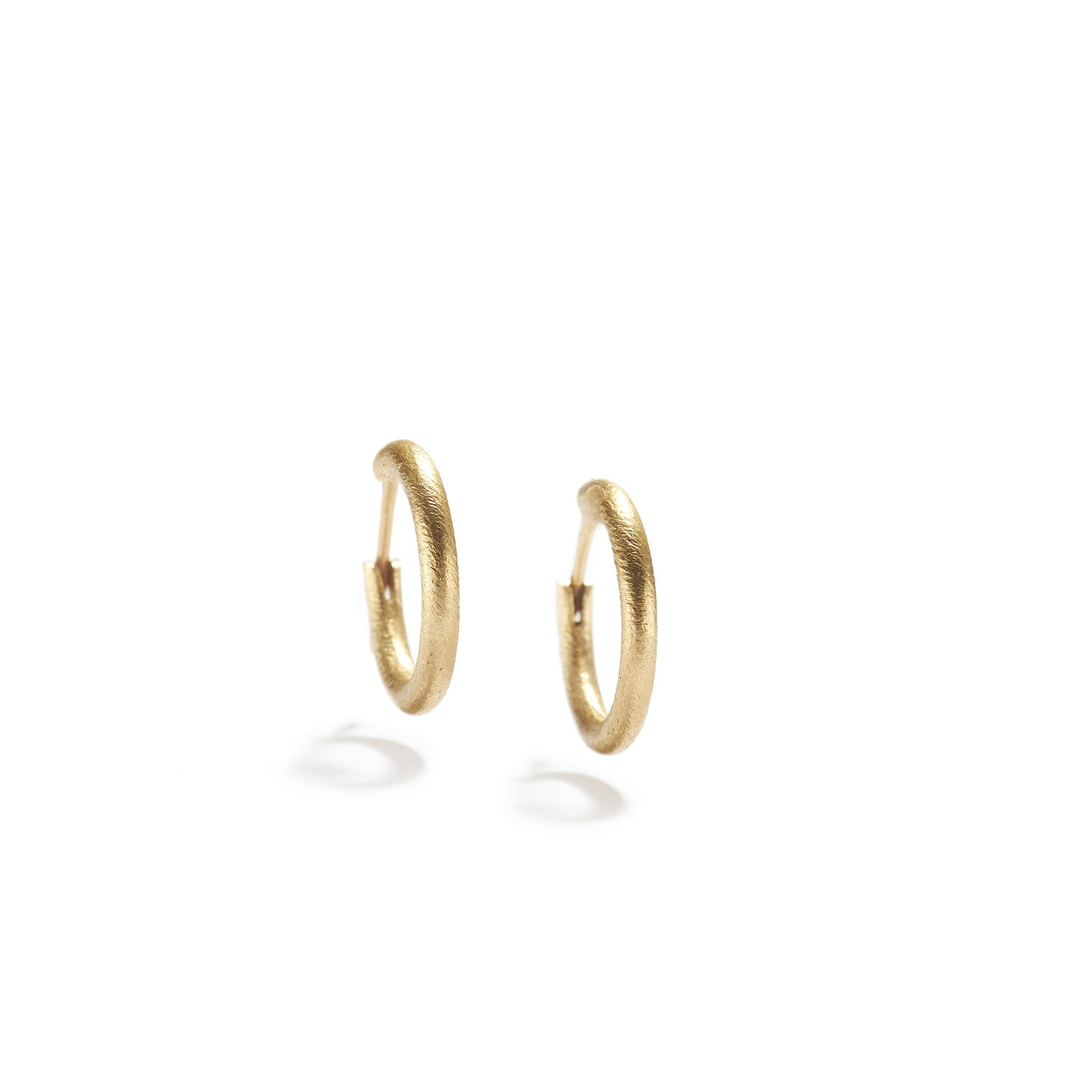 Large Classic Hoop Earrings