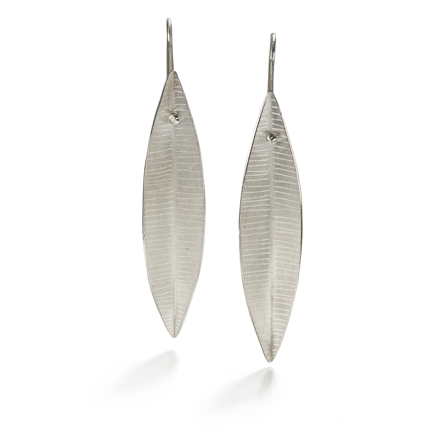 Baladre Silver Earrings