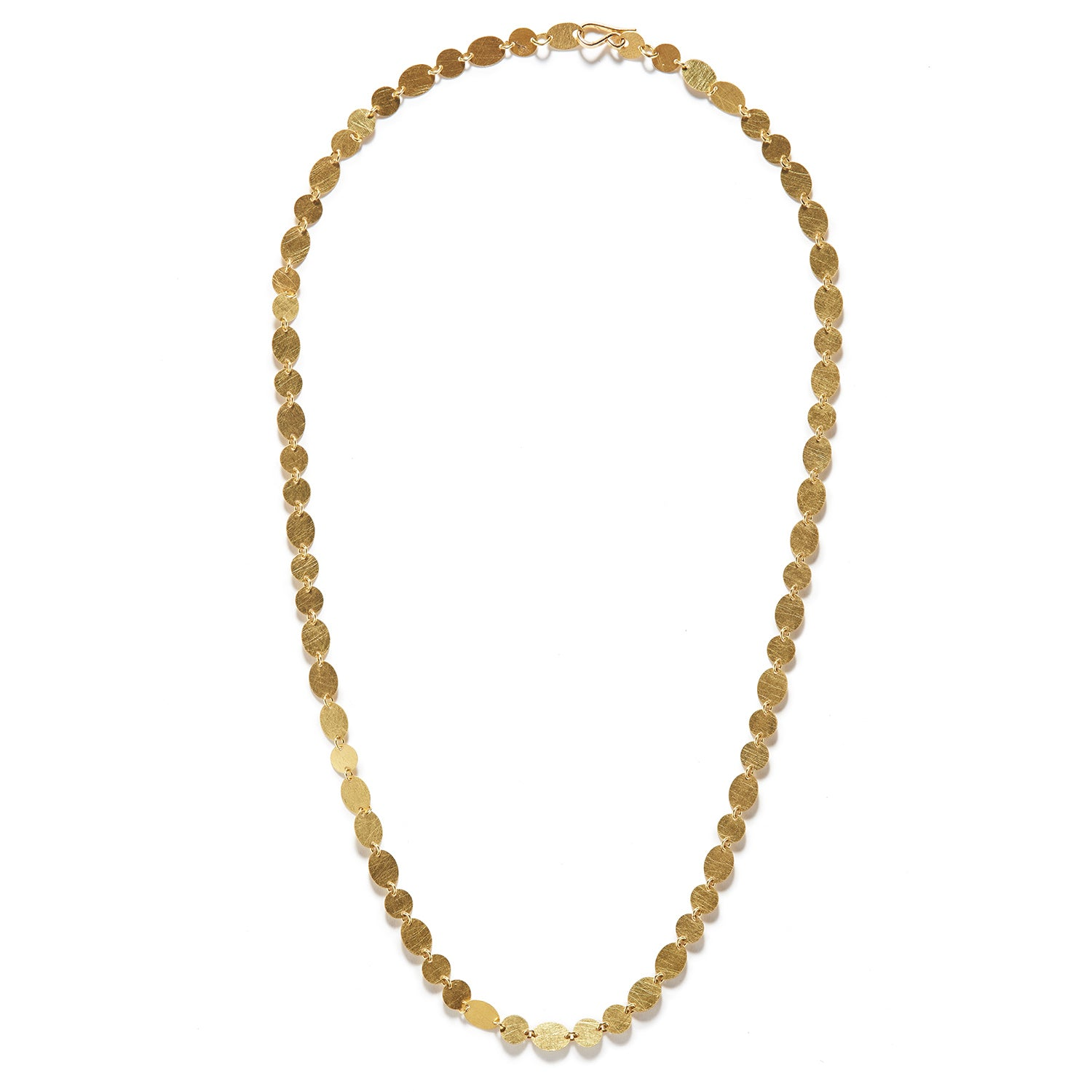 Gold Party Necklace