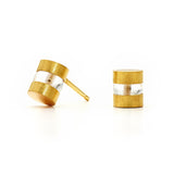 Ear Studs for Cleopatra Collier
