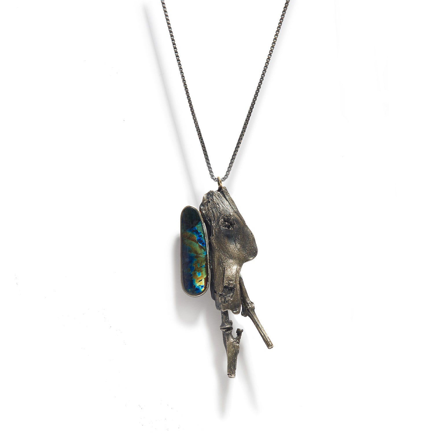 """The Backyard Muses"" Pendant"