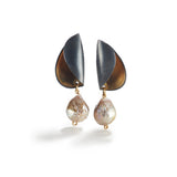 Medium Pod Baroque Pearl Drops