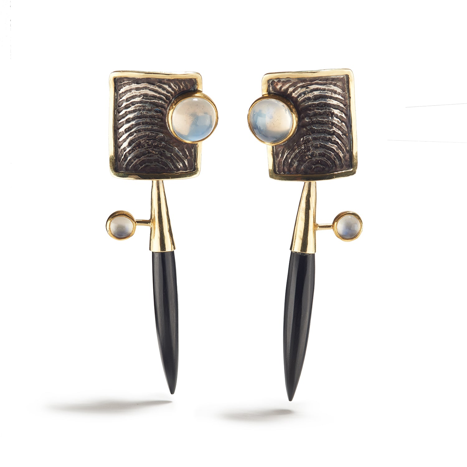 Mid-Century Earrings