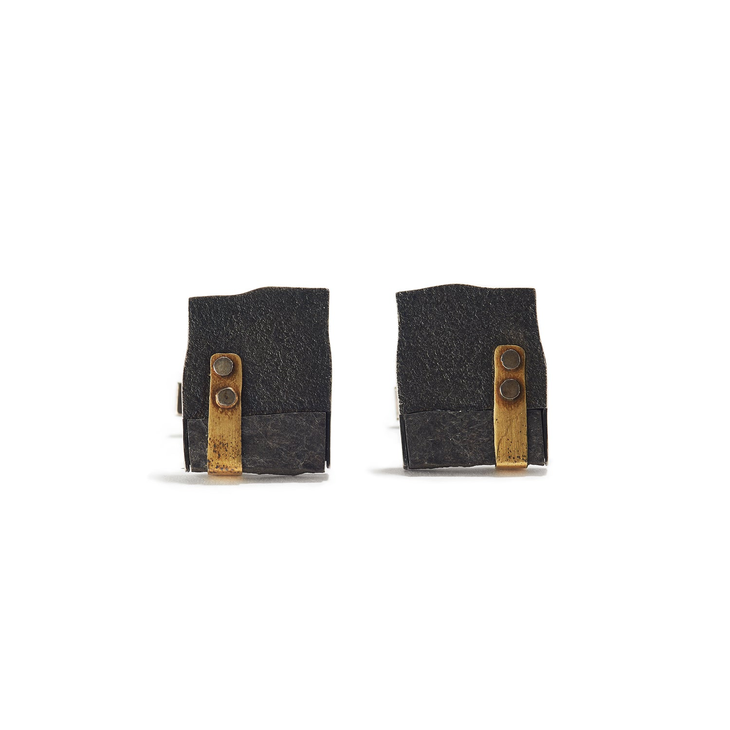 Granite Cuff Links