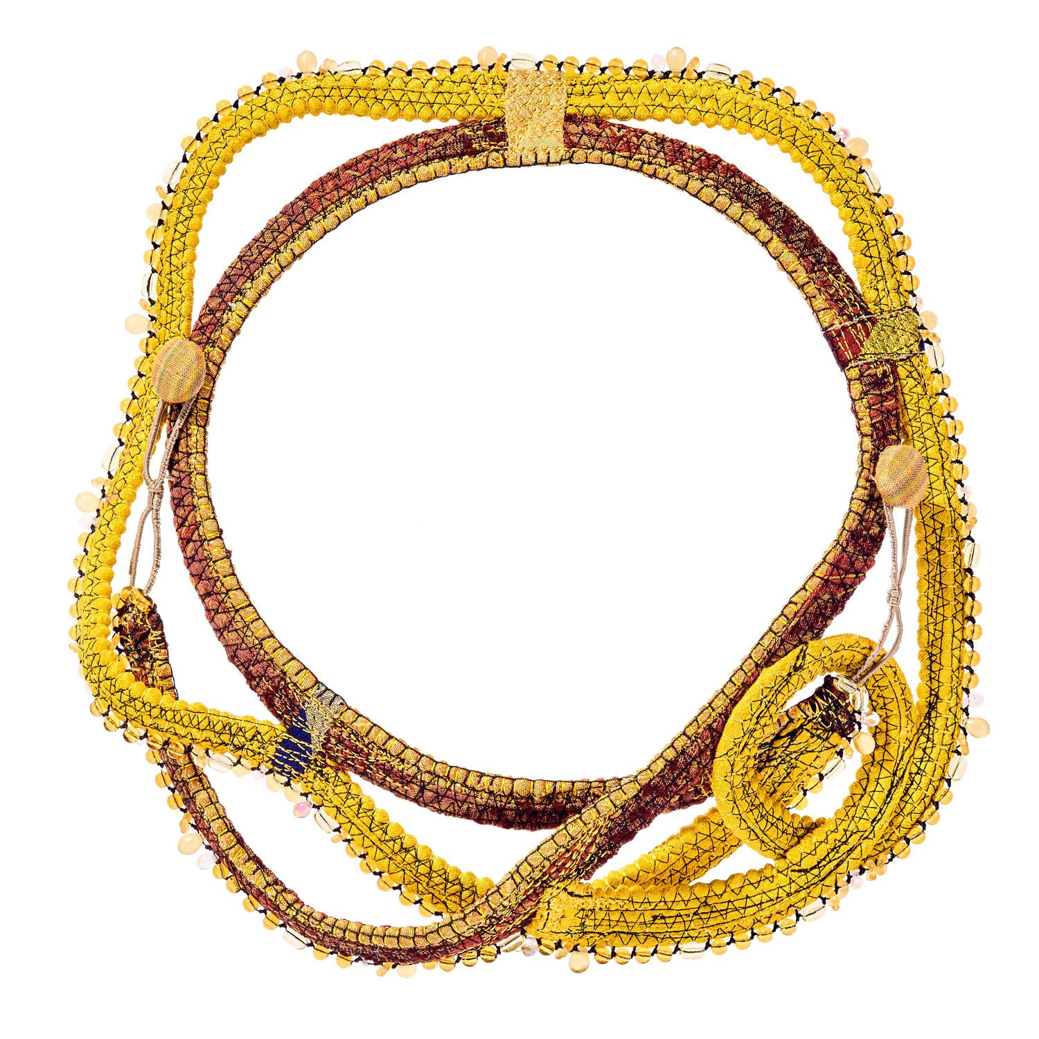 Golden Nest Collar