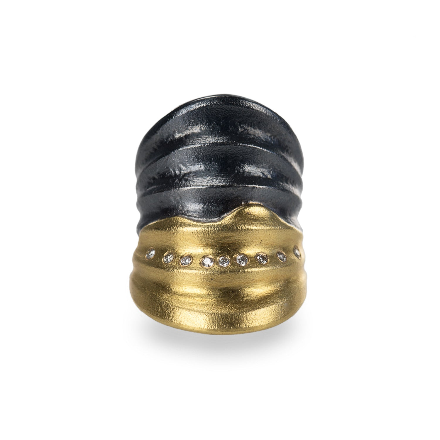 Long Ripple Ring