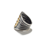 Platinum & Gold Ring