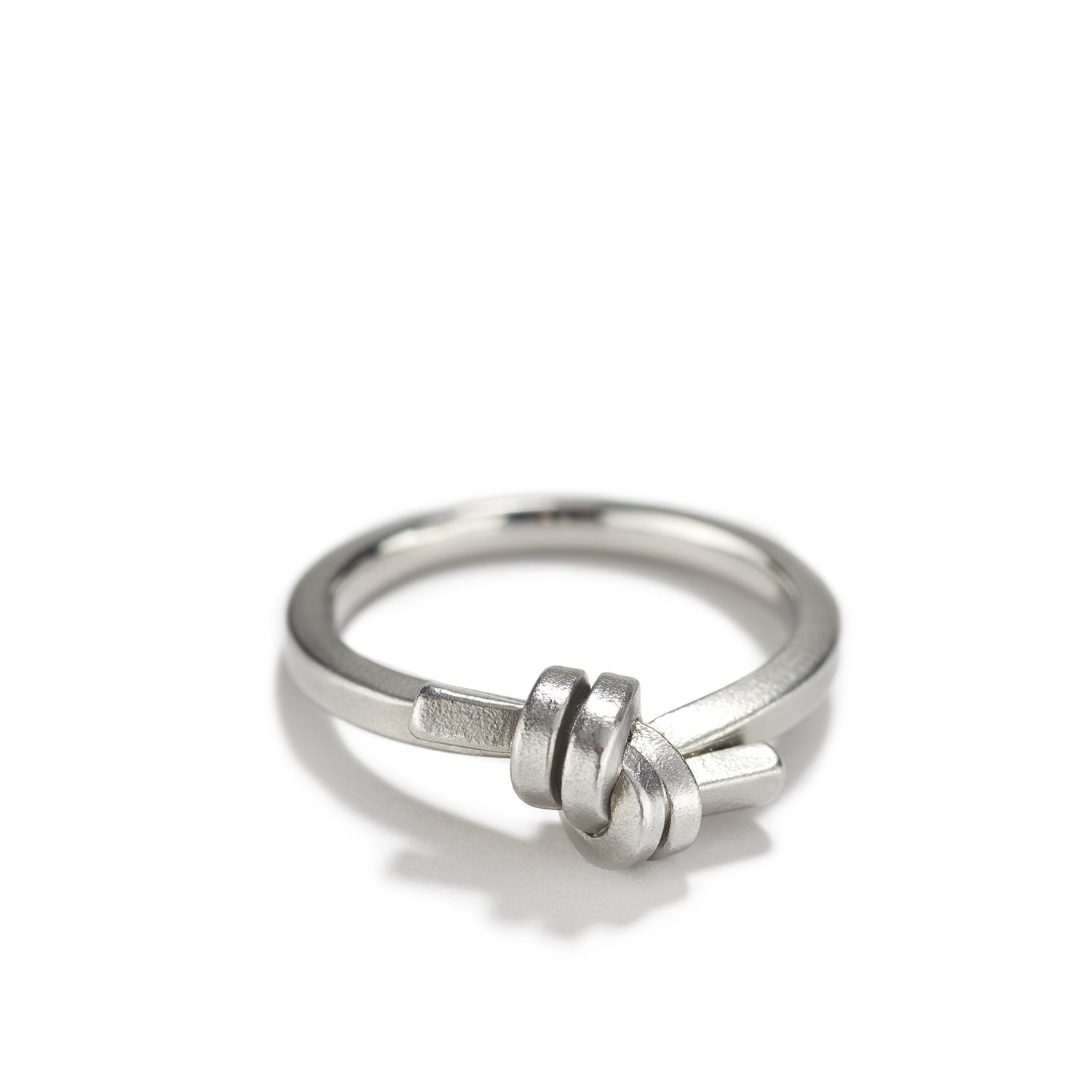 Stainless Steel Maritime Ring~2.5