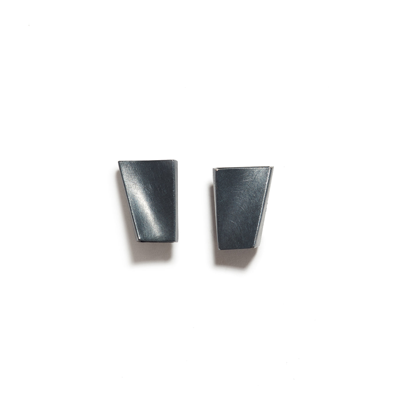 Curved Plate Earrings