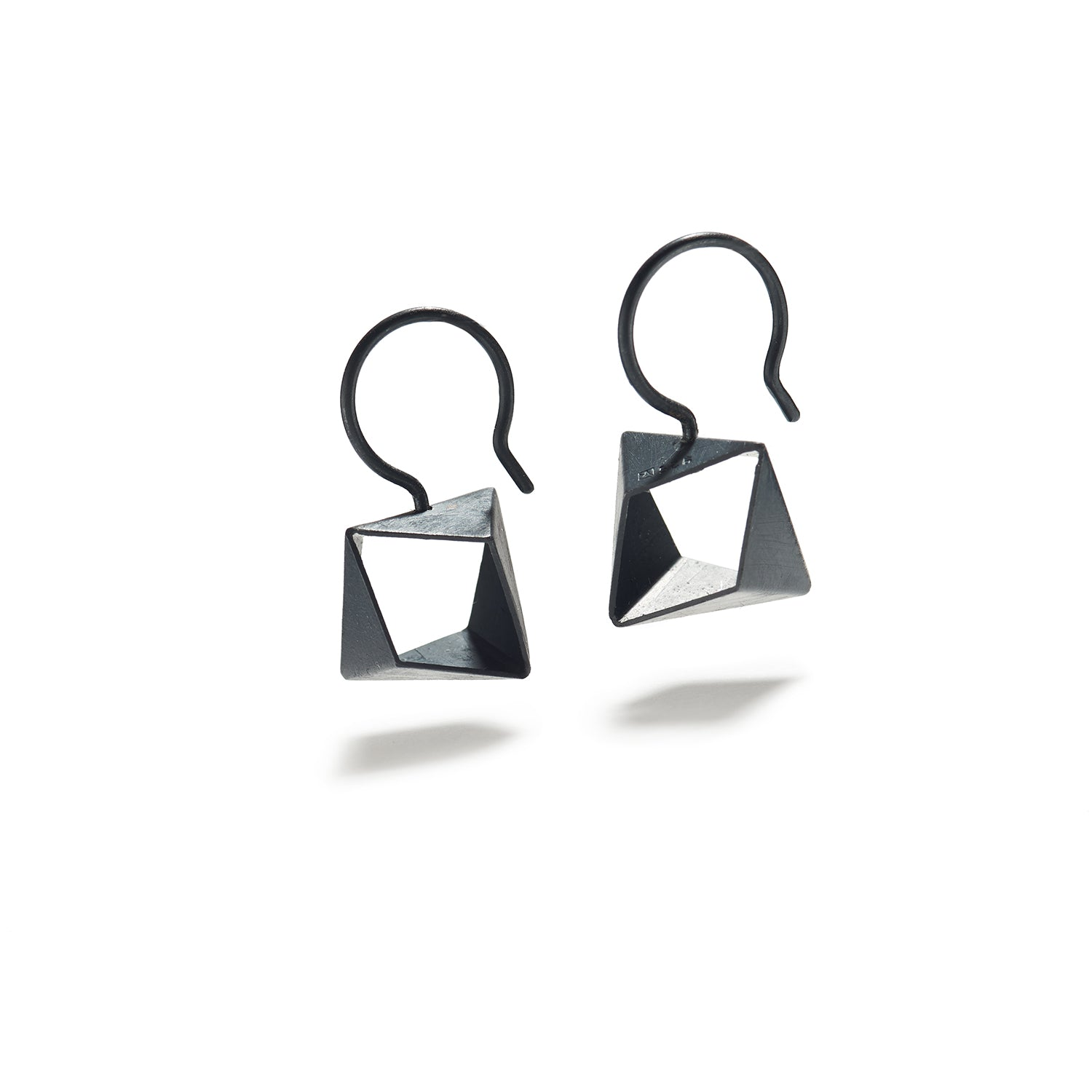 Small Trapeze Earrings