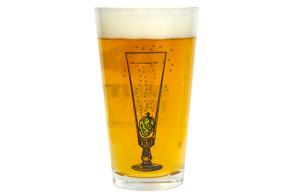 'Brut IPA' Glass
