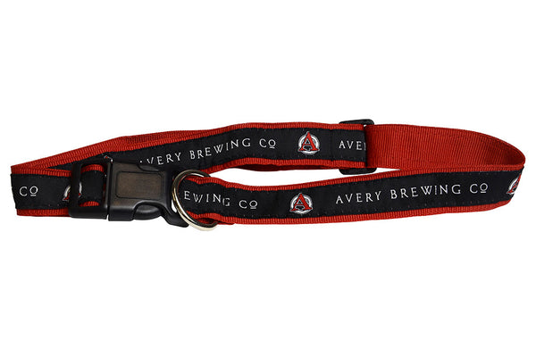 Avery Brewing Co Dog Collar
