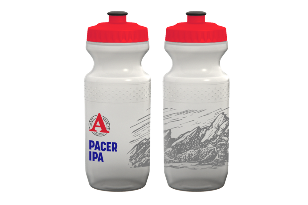 'Pacer IPA' Water Bottle
