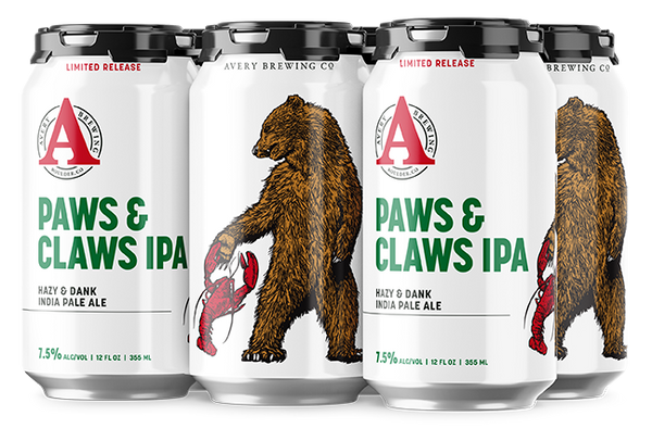 PAWS & CLAWS IPA *New Release*