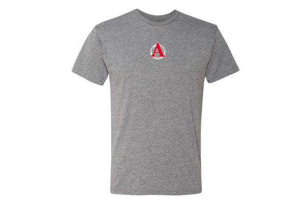 Grey Avery Logo Tee