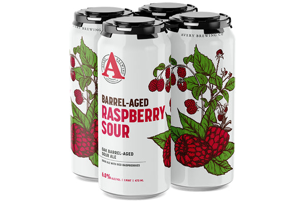 RASPBERRY SOUR 4-pack